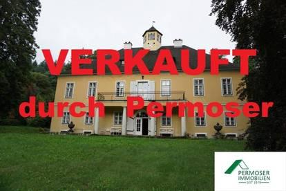seltene Gelegenheit - Schloss Schleinz auf über 5 ha Grund zu verkaufen