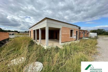modernes Ferienhaus (Rohbau) - auf Pachtgrund - zu verkaufen