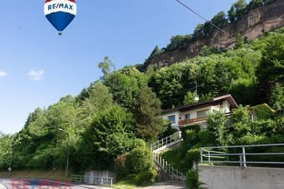 Liebenswertes Haus am Sonnenhang mit Rheintalweitblick