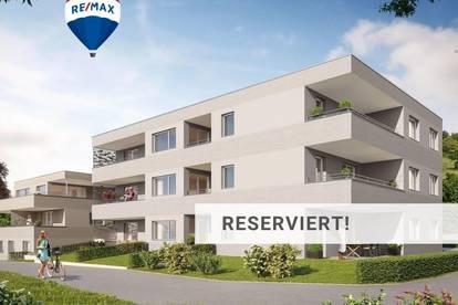 Neuer Wohnraum - Neues Leben: Helle 3 Zi-Gartenwohnung in Röthis