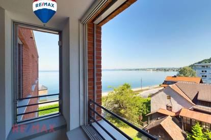 Wohnen wie im Urlaub - Wunderschöne 2-Zimmerwohnung mit Seeblick zu vermieten