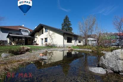 Unikat - cooles Haus mit mega Garten und Pool