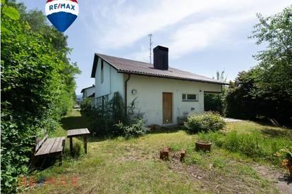Wilde Romanze - 1000 m² Garten mit Doppelhaus