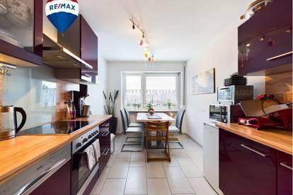 Gemütliche 3 Zi Wohnung in Lustenau mit Balkon