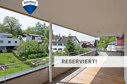 Neubau Penthouse mit viel Platz für eigene Ideen beim Ausbau!
