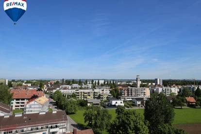 Traumhafte Penthousewohnung in Bregenz mit Panoramablick