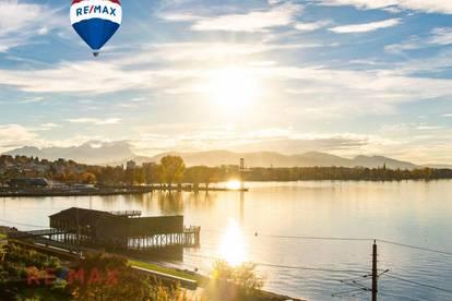 Urlaubsfeeling garantiert - 2-Zimmerwohnung mit Seeblick zu vermieten