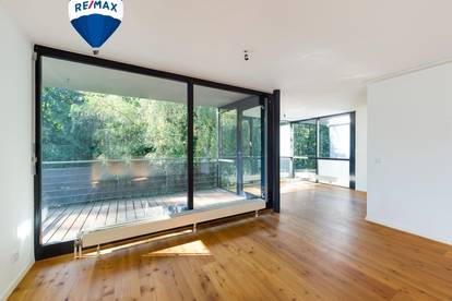 Moderne 4 Zi Wohnung mit grüner Baumkulisse