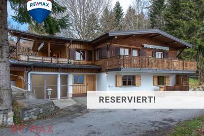 Sehnsuchtsort - Ferienhaus im Bregenzerwald