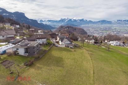 Oberhalb von Ems Reute/Schuttannnenstraße: Grandioses Grundstück in ruhiger Lage