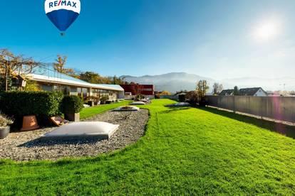 Traumhafte Dachgeschosswohnung mit Dachgarten in ruhiger Aussichtslage in Dornbirn