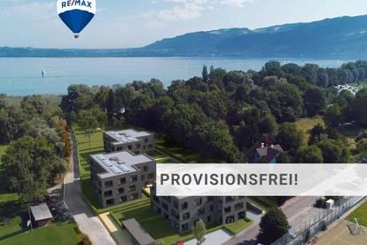 Seeparkvilla | 2, 3 und 4 Zimmerwohnungen