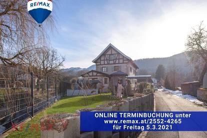 Nostalgisches Mehrfamilienhaus - Fachwerkhaus