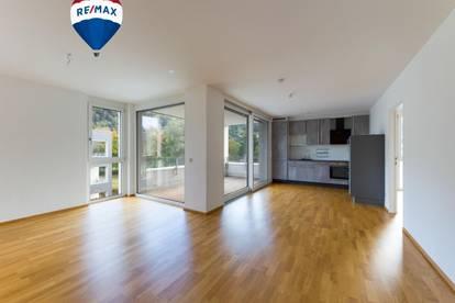 Ruhige 2 Zi-Dachgeschosswohnung in Schwarzach zu Mieten