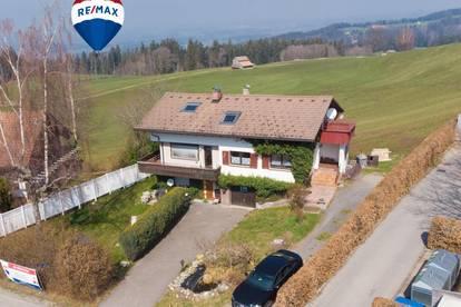Zweifamilienhaus mit Erweiterungspotential