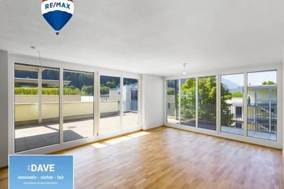 4 Zimmer Penthouse mit atemberaubender Terrasse in Feldkirch