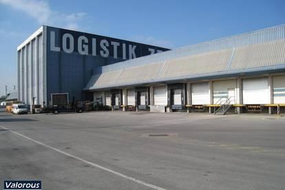 Logistikzentrum A4 - Hochregallager zu vermieten