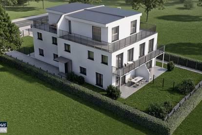 Belagsfertig - Haus mit Garten - Niedrigenergie - Fertigteilhaus - unterkellert - Nähe Trautmannsdorf