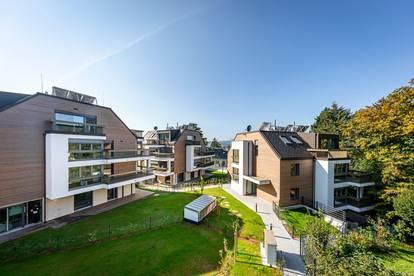 Moderne Eigentumswohnung nahe am Wienerwald mit exquisiter Ausstattung - BEZUGSFERTIG !