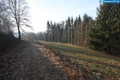 Baugrundstück in Bad Tatzmannsdorf - Sonnenlage und Fernsicht