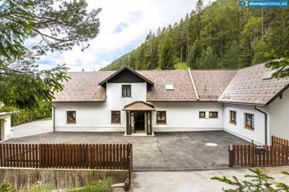 2734 Puchberg am Schneeberg, Generalsaniertes Landhaus in Ruhelage