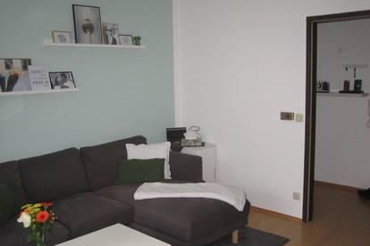 Ruhig gelegene 2 Zimmerwohnung mit großer Loggia und Tiefgaragenparkplatz in Melk - Bahnhofsnähe!