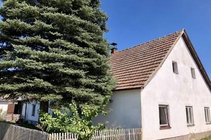 3950 Wielands: Sanierungsbedürftiges Landhaus Nähe Gmünd