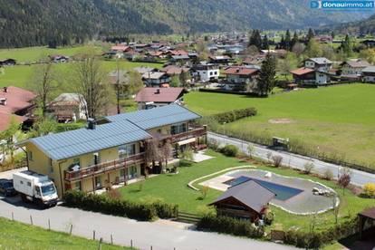 6384 Waidring: Gepflegtes Apartmenthaus mit Garten