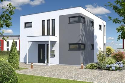 Modern Style - zwei Baukörper lassen die Herzen höher schlagen!