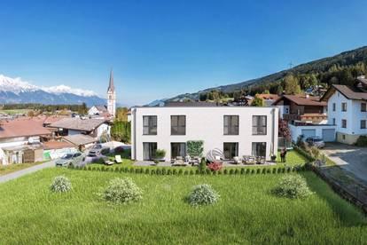 Seltene Gelegenheit - Doppelhaushälfte massiv gebaut in Rinn - Haus A