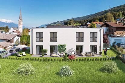 Seltene Gelegenheit - Doppelhaushälfte massiv gebaut in Rinn - Haus B