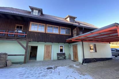 Bauernhaus/Ferienhaus in ruhiger idyllischer Lage in Metnitz Kärnten