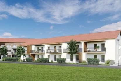 Projekt-Schlossblick: 2-Zimmer Gartenwohnung in Stainz /Haus A/Top 2