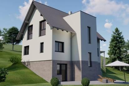 Großzügiges Einfamilienhaus mit Keller in sonniger Lage in Voitsberg