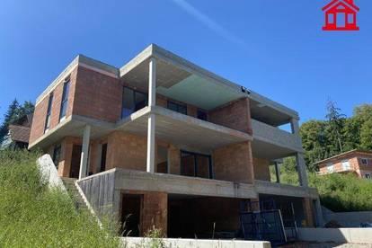 Neubau - Doppelhaushälfte in Dobl mit Garage/ Haus 1