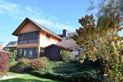 Gepflegtes Einfamilienhaus mit schönem Garten in Wildon