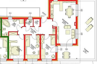 Wohnprojekt Schlossblick in Stainz/ Penthouse Top 11 Haus D Typ 3D/ mit LIFT