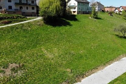 Baugrundstück in zentraler Lage in St. Josef