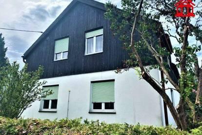 Sanierungswürdiges Einfamilienhaus mit Garten in Graz Straßgang