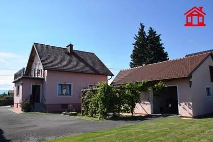 Einfamilienhaus mit Nebengebäude in Feldkirchen/Graz-Umgebung