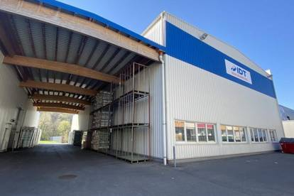 Lagerhalle/ Teilfläche im Gewerbegebiet in Hart bei Graz