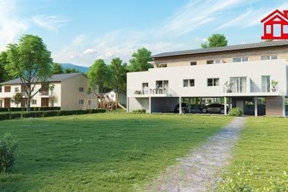 BK1/Top 3 - Gartenwohnung mit 3 Zimmer in ruhiger Lage in Wagna/Leibnitz