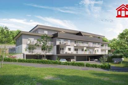 ERSTBEZUG: Penthouse mit großer Terrasse in Pischelsdorf/Gleisdorf