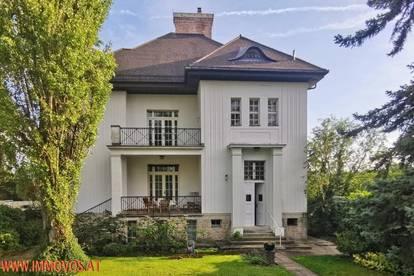 Prachtvolle Villa im Herzen von Baden