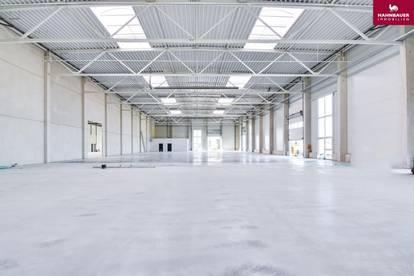 Lagerhalle, Produktion 1000 m2 nördlich von Wien, in Gerasdorf zu mieten
