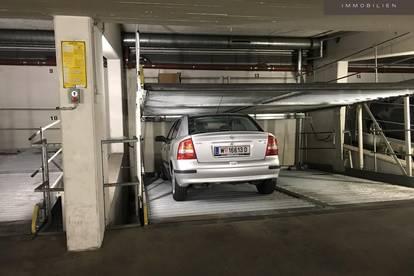 Stapelparkplatz ||