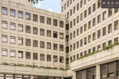 NÄHE HAUPTBAHNHOF - moderne Büros am Schweizergarten