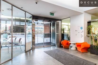 Moderne Büroflächen mit Glastrennwänden | WESTEINFAHRT