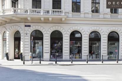 Nähe Ringstraßen-Galerie | Geschäftsfläche in gut sichtbarer Lage ||