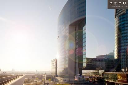 DONAU-CITY   Büro mit Atmosphäre im TECH GATE VIENNA - Bauteil TOWER